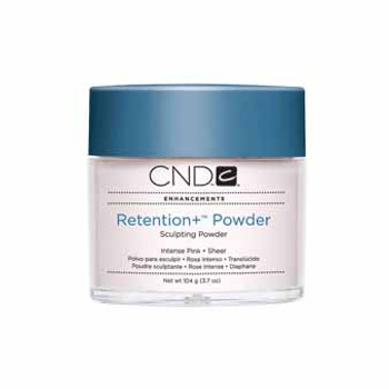 CND - Retention+ Powders Intense Pink Sheer 3.7oz (104g)