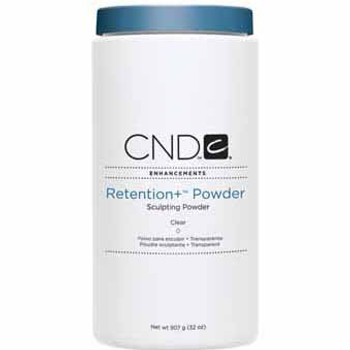 CND - Retention+ Powders Clear 32oz