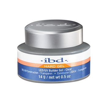 IBD Builder Clear LED/UV Gel 0.5 oz