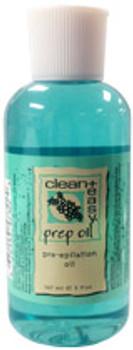 Clean & Easy - Pre-Epilation Oil 5oz