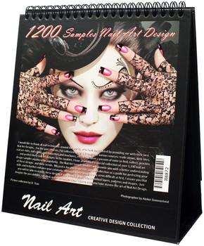 1200 Samples Nail Art Design