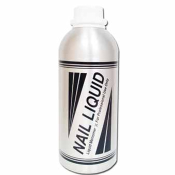 Nail Liquid Aluminum Bottle 16.9 oz