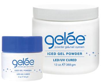 LeChat Gelee - LED/UV Iced Gel Powder 13oz