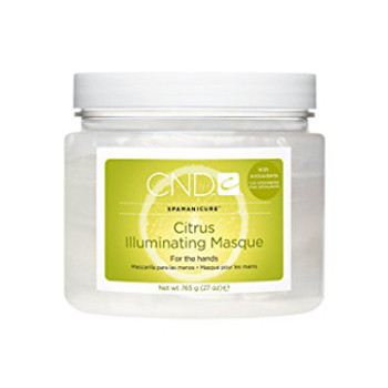CND SpaManicure - Citrus Illuminating Masque 27oz 4/Box