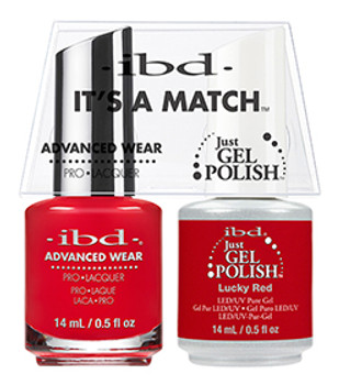 IBD-It's a Match Duos Lucky Red