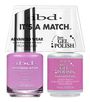 IBD-It's a Match Duos Cashmere Cutie