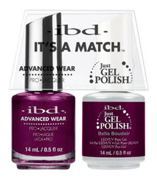 IBD-Advanced Wear Color Duo Bella Boudoir
