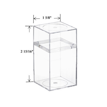 Clear Amac Boxes
