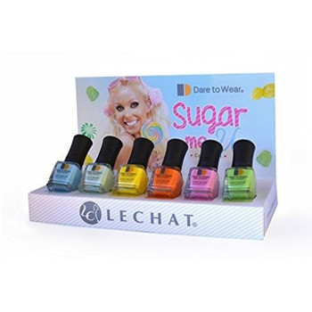 LECHAT Sugar Me Up  Mini Polish 6/Pack
