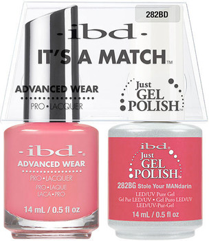 IBD-It's a Match Duos  Stole Your MANdarin