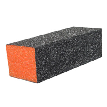 DIXON-Orange Buffer 100/180 3-Way Black Grit