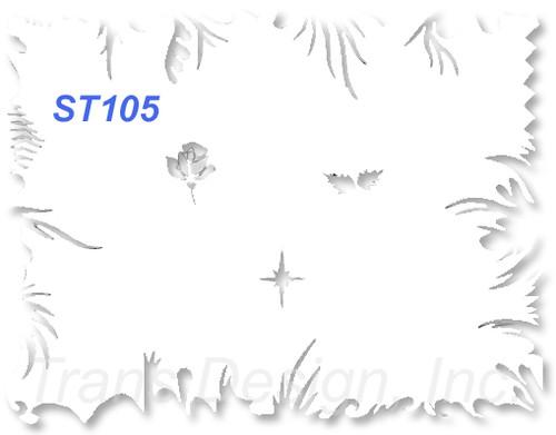 Stencil ST105