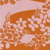 Gift Wrap - Hagi - Orange/Pink