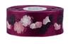 Garland Cherry Blossom Ribbon - Wine