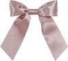 Custom Printing on Double Faced Satin Ribbon - Tea Rose