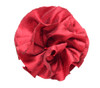 Dupioni Rose Topper - Corazon