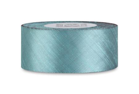 Dupioni Silk Ribbon - Peacock