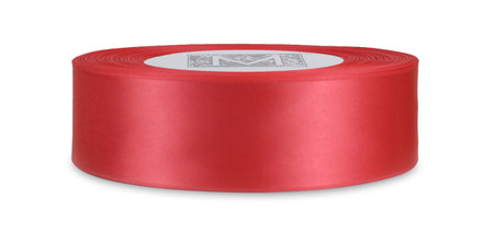 Custom Printing on Double Faced Satin Ribbon - Quince
