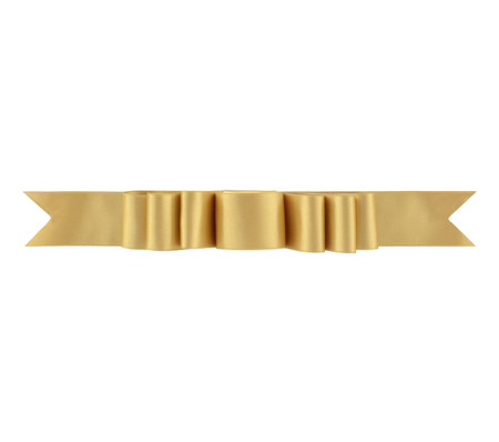 Triple Layer Bow Topper - Blond