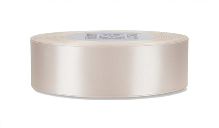 Double Faced Satin Ribbon - Bisque