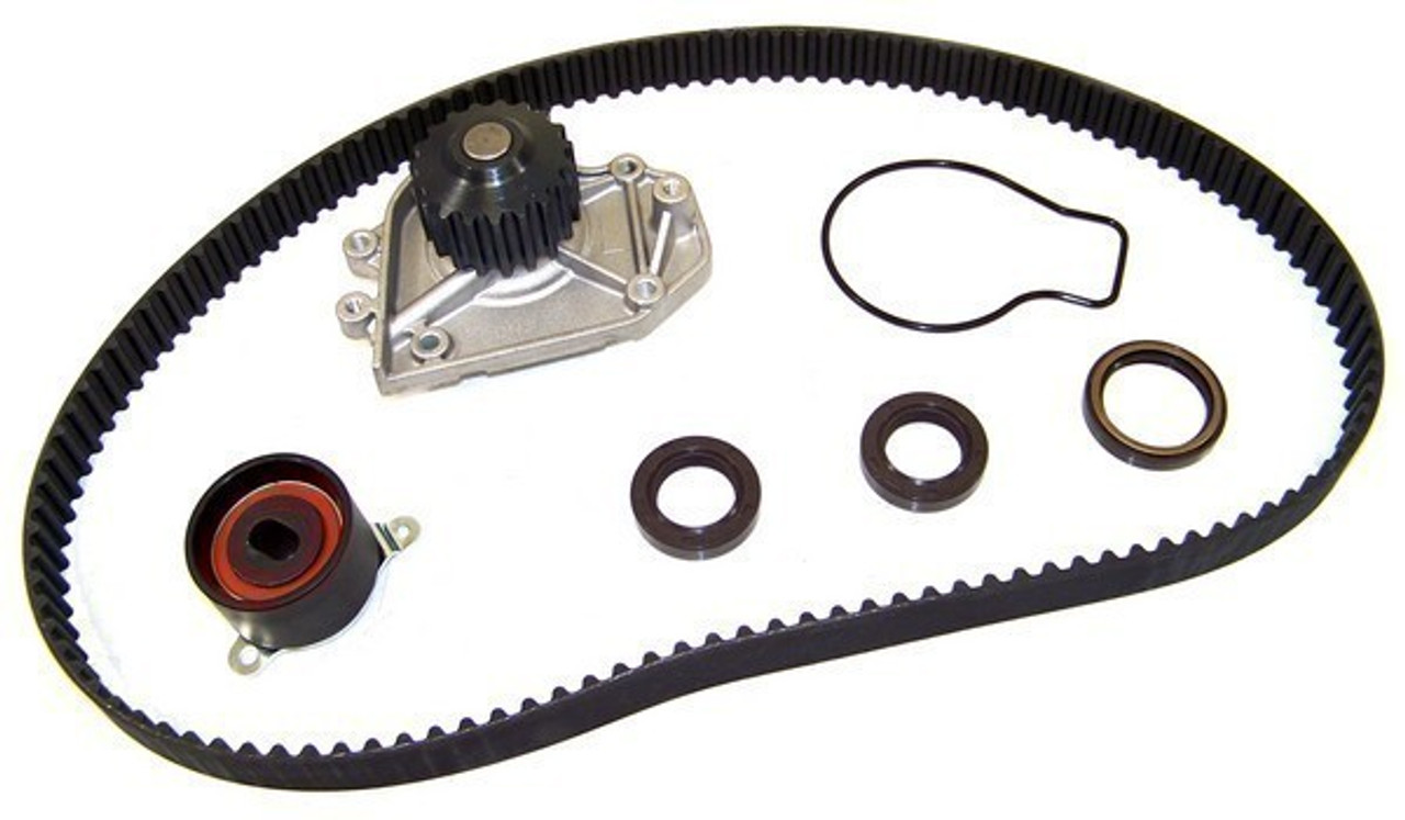 Acura Integra L Engine Timing Belt Kit With Water Pump - Acura integra timing belt