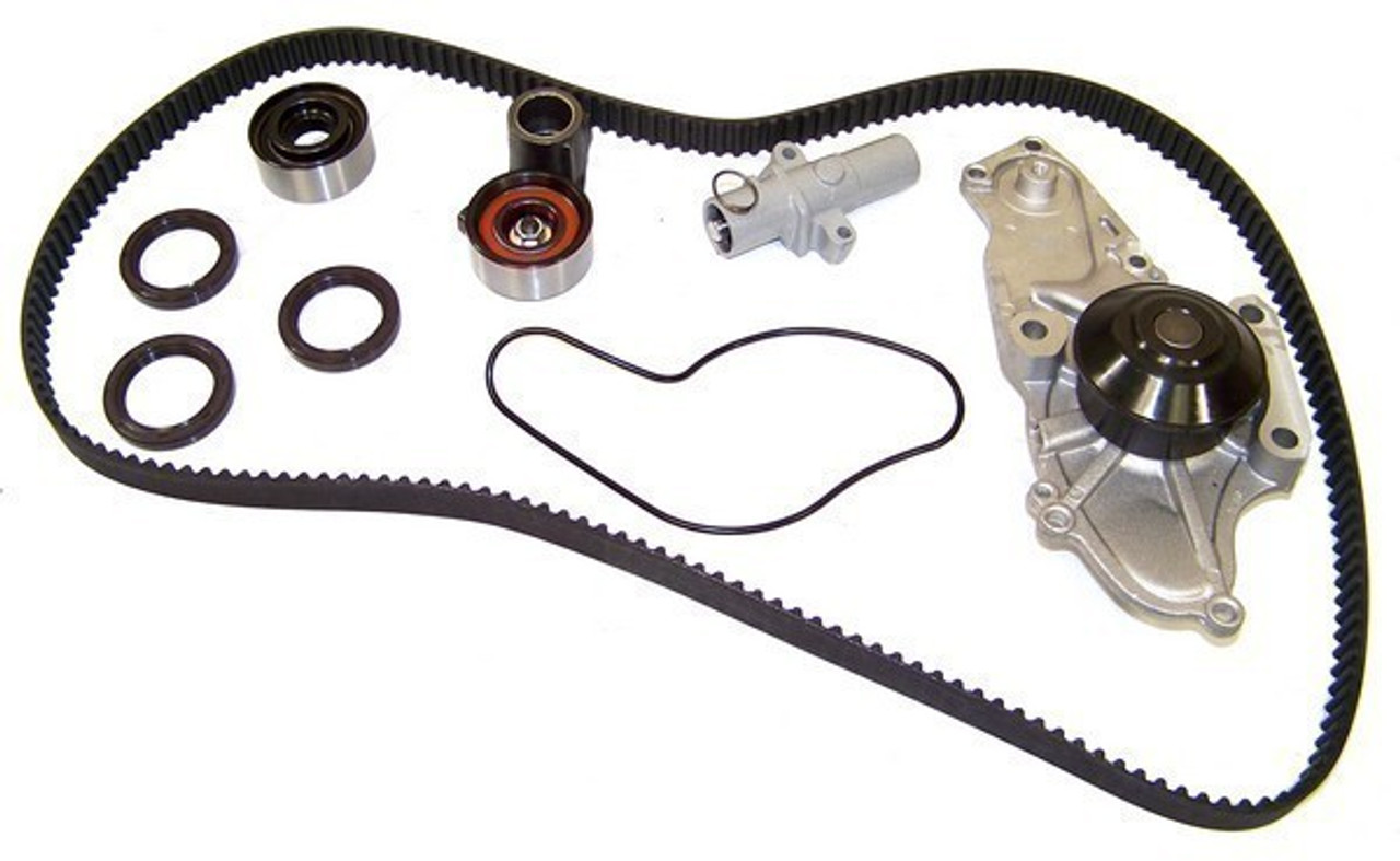 2004 acura mdx 3 5l engine timing belt kit with water pump tbk285wp 2