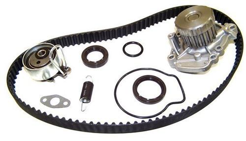 2001 Honda Civic 1.7L Engine Timing Belt Kit With Water Pump TBK220WP  1