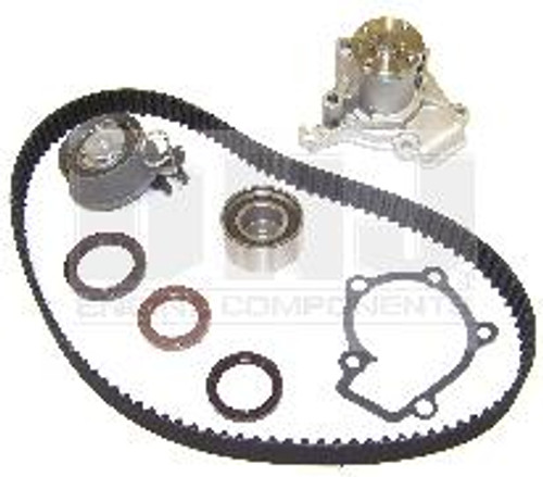 2007 Hyundai Elantra 2.0L Engine Timing Belt Kit With Water Pump TBK120WP  1