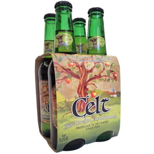 Celt Thirsty Warrior Brittany Cider 330ml 4pk