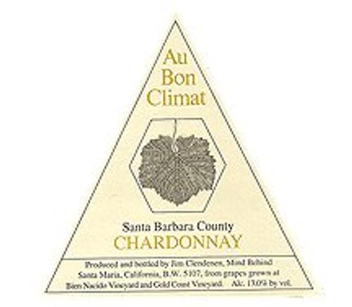 Au Bon Climat Santa Barbara Chardonnay