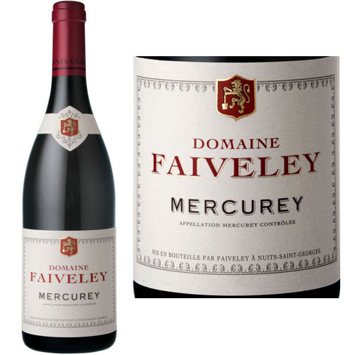 Domaine Faiveley Mercurey Rouge