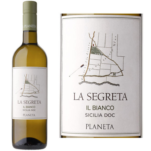 Planeta La Segreta Il Bianco Sicilia IGT