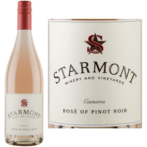 Starmont by Merryvale Carneros Rose of Pinot Noir