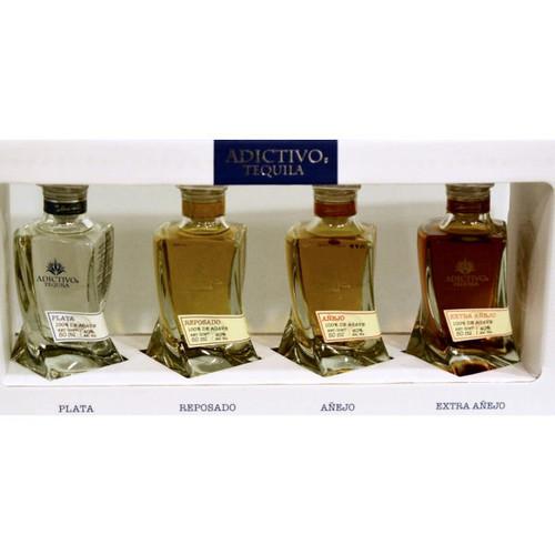 50ml Mini Adictivo 4 Bottle Sampler Set 50ml