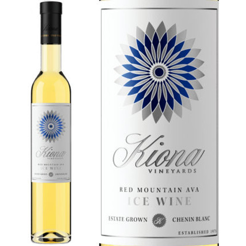 Kiona Red Mountain Chenin Blanc Icewine Washington 375ML