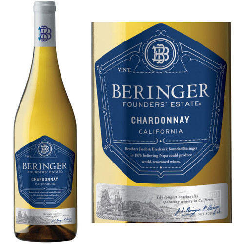 Beringer Founders' Estate California Chardonnay