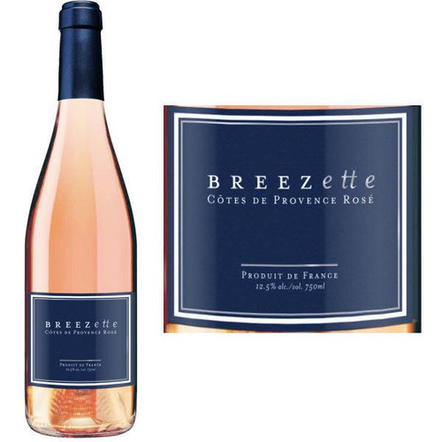 Breezette Cotes de Provence Rose 2017 (France)