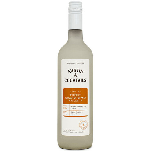 Austin Cocktails Bergamot Orange Margarita 750ml
