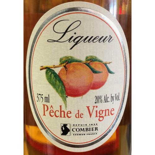 Combier Peche de Vigne Peach Liqueur 375ml