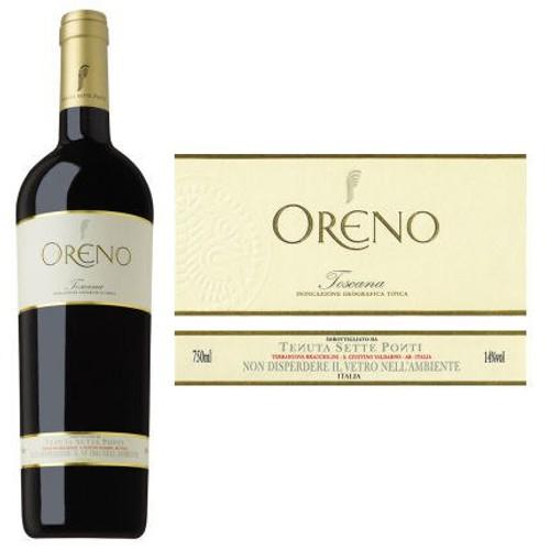 Tenuta Sette Ponti Oreno Toscana IGT