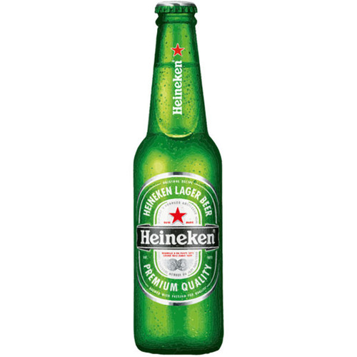Heineken Lager Beer (Holland) 22oz