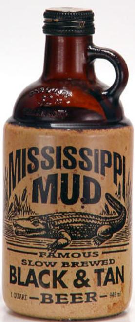 Mississippi Mud Black & Tan 1 Quart