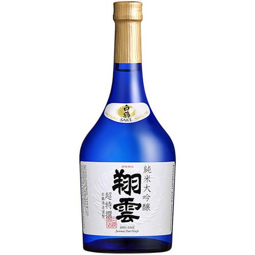 Hakutsuru Junmai Dai Ginjo Sho-Une Premium Sake 720ML