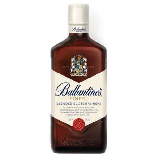 Ballantine's Finest Blended Scotch Whisky 750ML