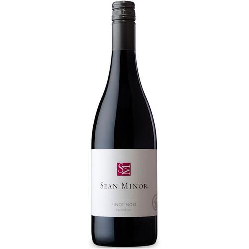 Sean Minor Four Bears Central Coast Pinot Noir