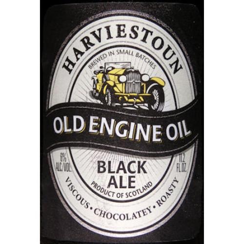 Harviestoun Old Engine Oil Black Ale 11.2oz