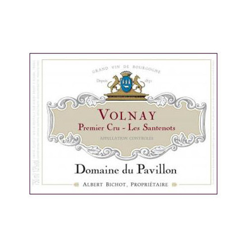 Albert Bichot Domaine du Pavillon Volnay 1er Cru Les Santenots