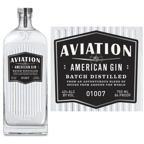 Aviation American Gin 750ml