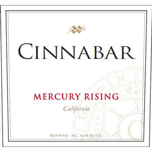 Cinnabar California Mercury Rising Meritage