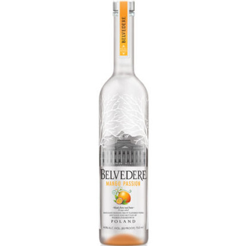 Belvedere Mango Passion Polish Vodka 750ml